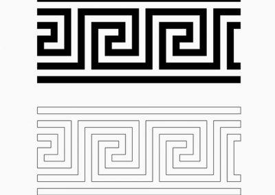 Greca romana