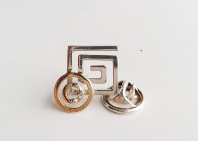 PIN Turbina y Vestal 3