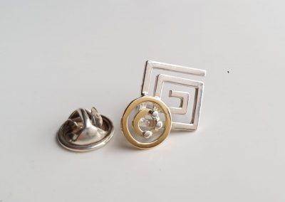 PIN Turbina y Vestal 6